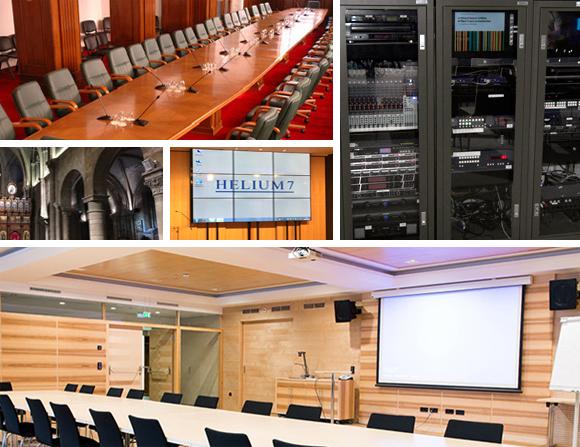 Intégration matériel audiovisuel