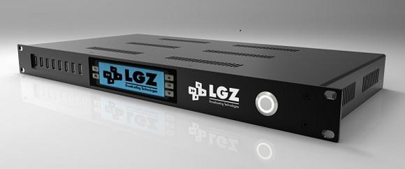 Enregistreur vidéo broadcast LGZ USB