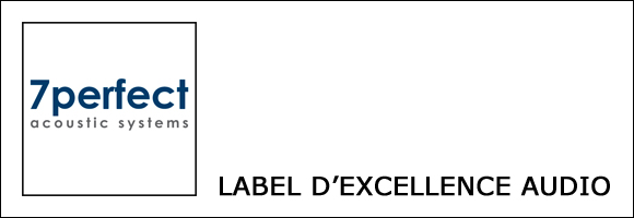 7perfect - Label d'excellence audio
